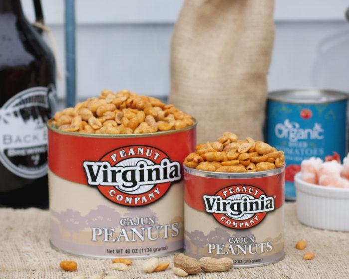 Cajun Peanuts