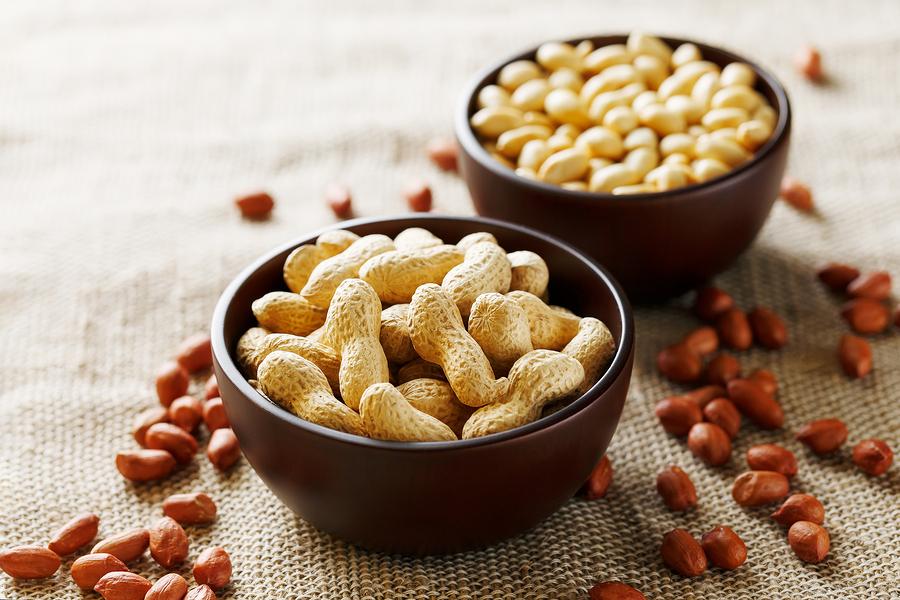 Hot Wasabi Peanuts